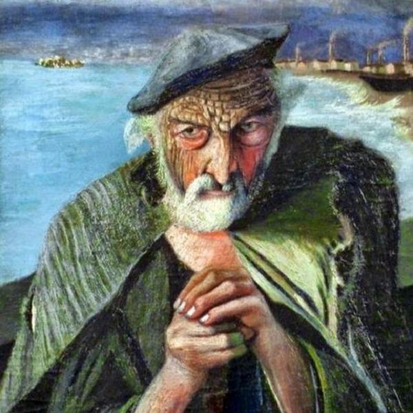 Найдите на этой картине автопортрет художника